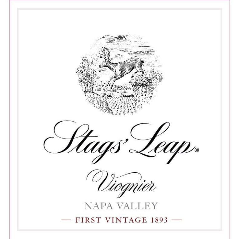 Stags Leap Winery Viognier 2016
