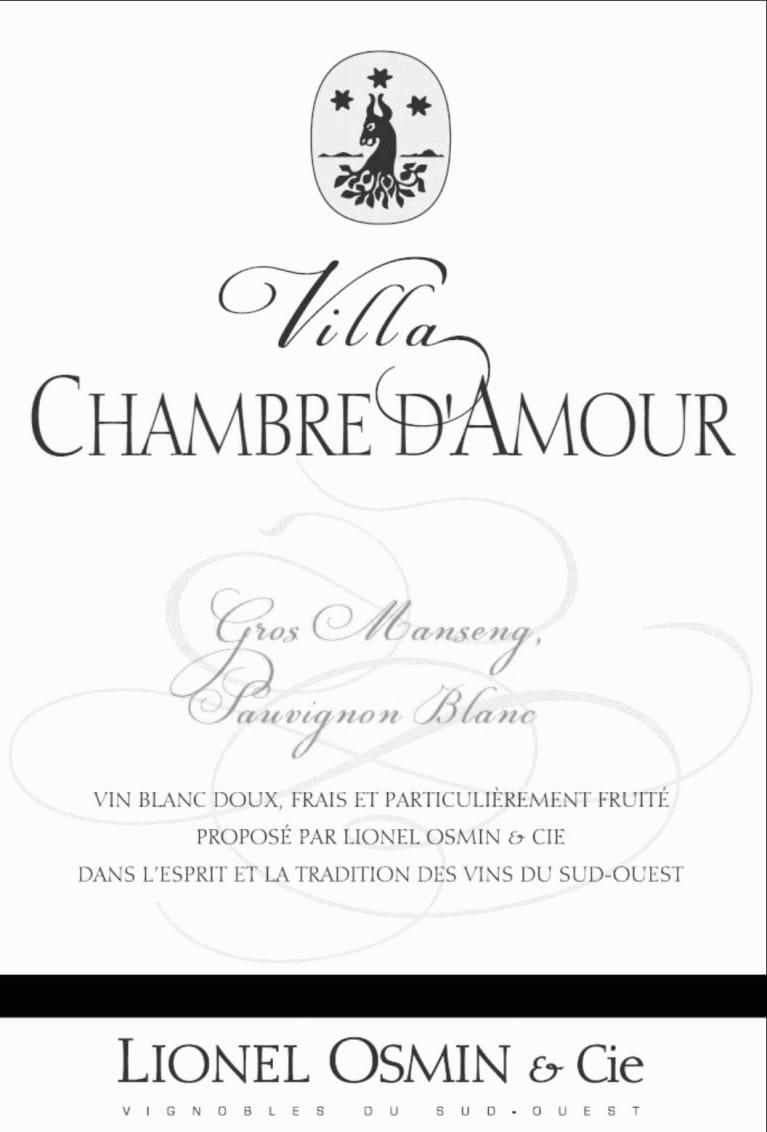 Lionel Osmin & Cie Villa Chambre d\'Amour Blanc 2013