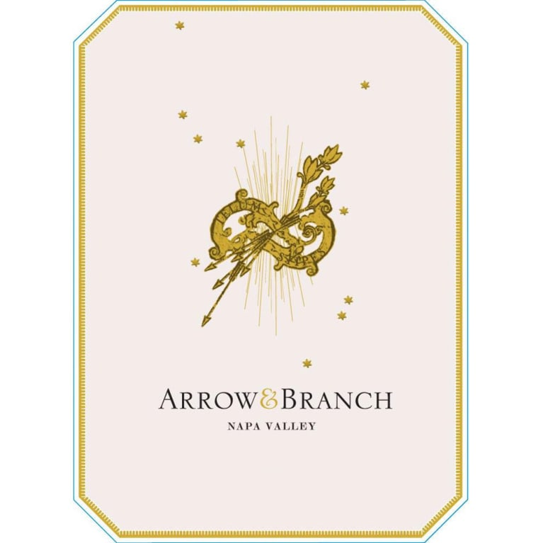 Arrow & Branch Red 2013 Front Label