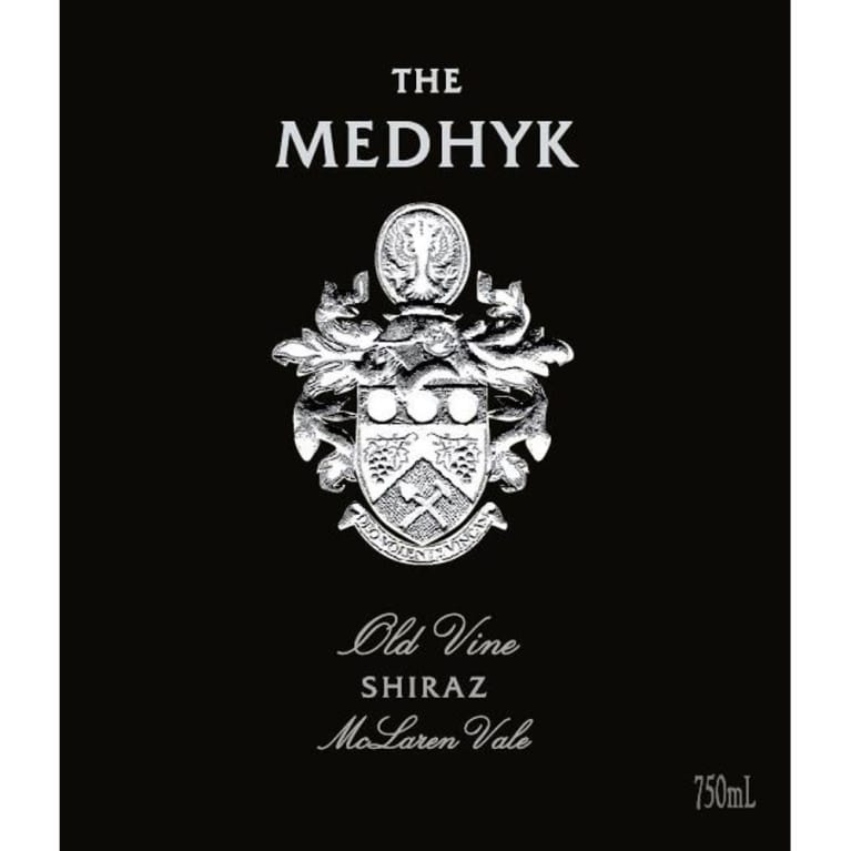 Angove Family Winemakers The Medhyk Shiraz 2013 Front Label