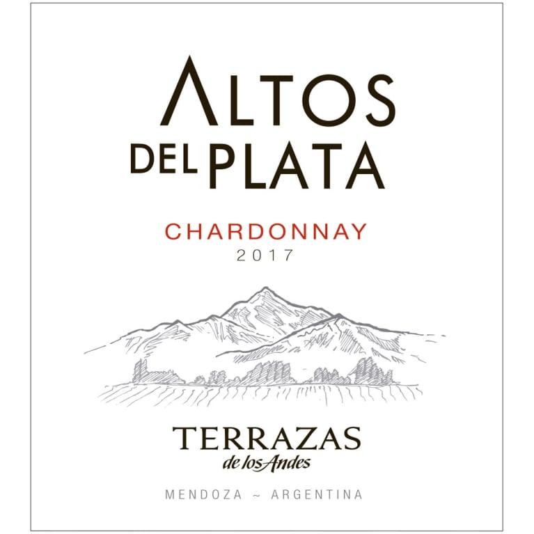 Terrazas De Los Andes Altos Del Plata Chardonnay 2017