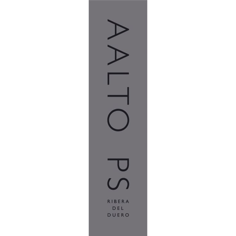 Aalto PS 2015 Front Label