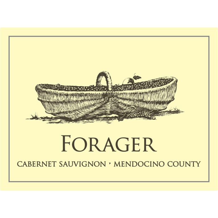 Scenic Root Winegrowers Forager Cabernet Sauvignon 2016 Front Label