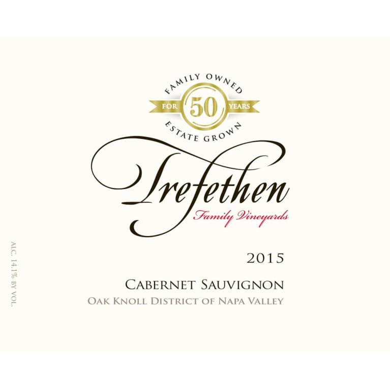 03d8051b Trefethen Cabernet Sauvignon 2015 | Wine.com