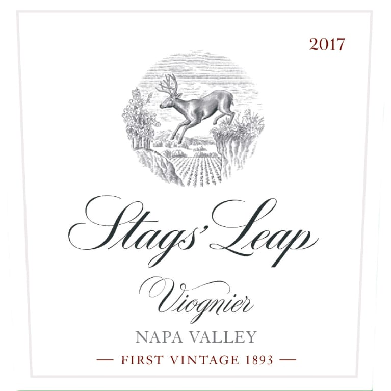 Stags Leap Winery Viognier 2017