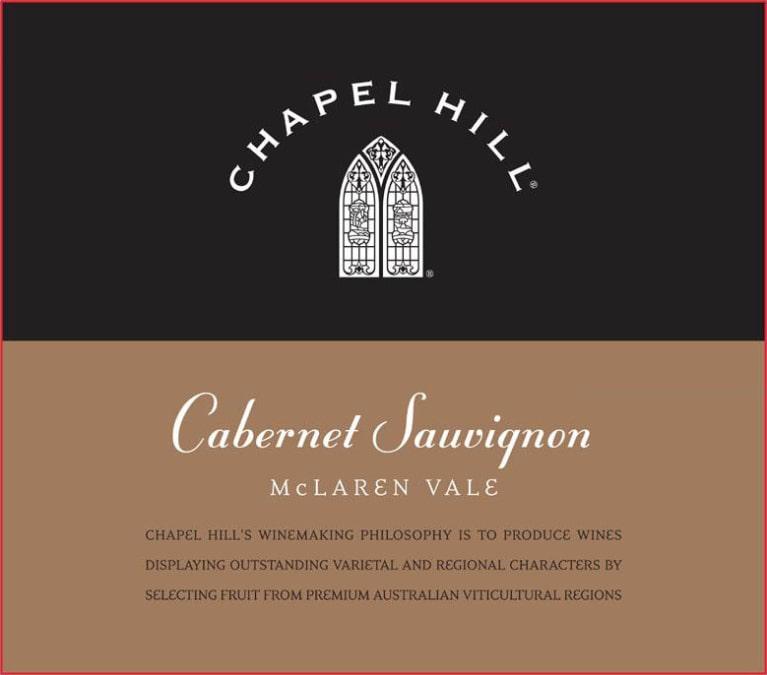Chapel Hill Cabernet Sauvignon 2009 Winecom