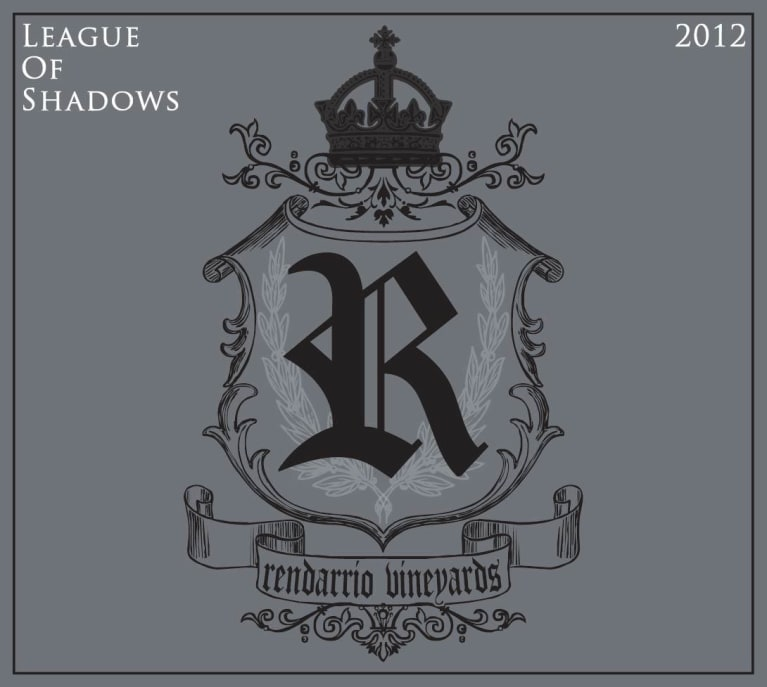 Rendarrio Vineyards League Of Shadows 2012 Wine