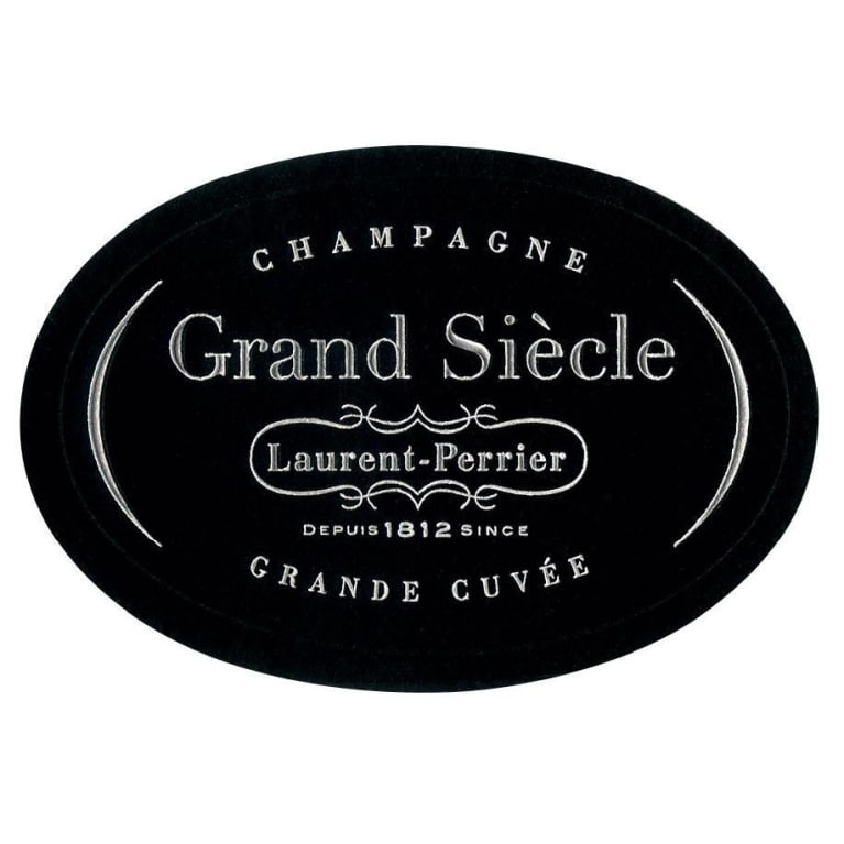 Laurent-Perrier Grand Siecle Front Label