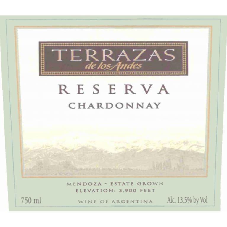 Terrazas De Los Andes Chardonnay 2005