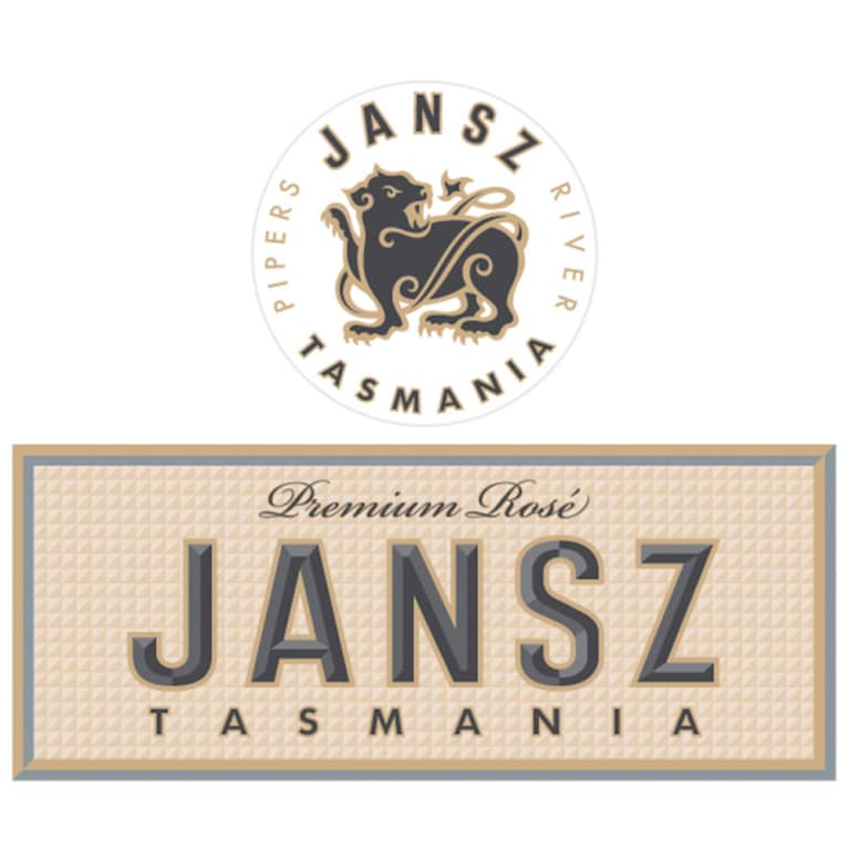 Jansz Premium Rose Front Label