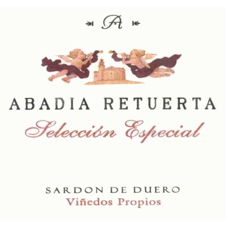 Abadia Retuerta Seleccion Especial 2005 Front Label
