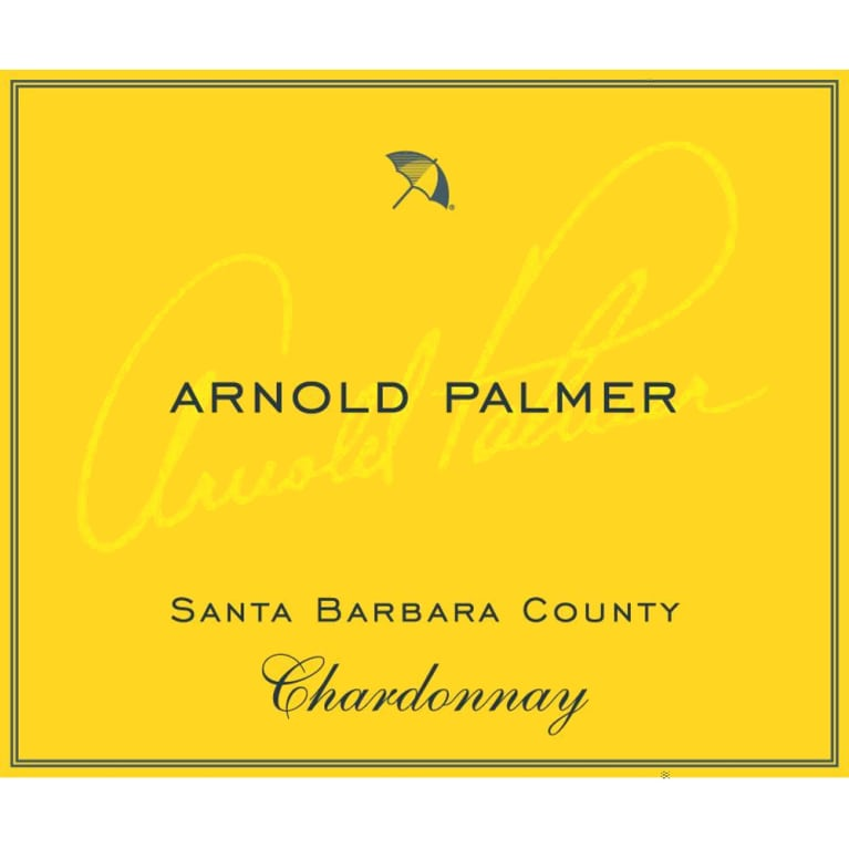 Arnold Palmer Chardonnay 2006 Front Label