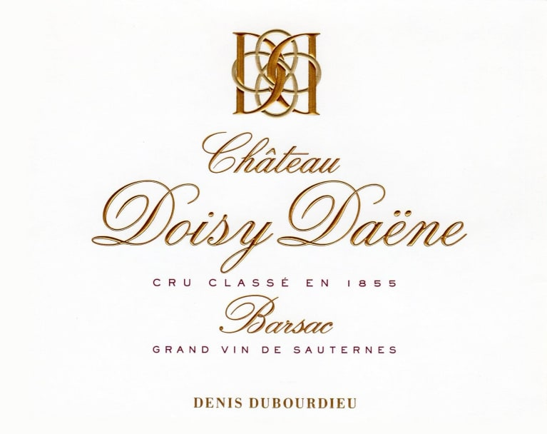 Chateau Doisy Daene (Futures Pre-Sale) 2018 Front Label