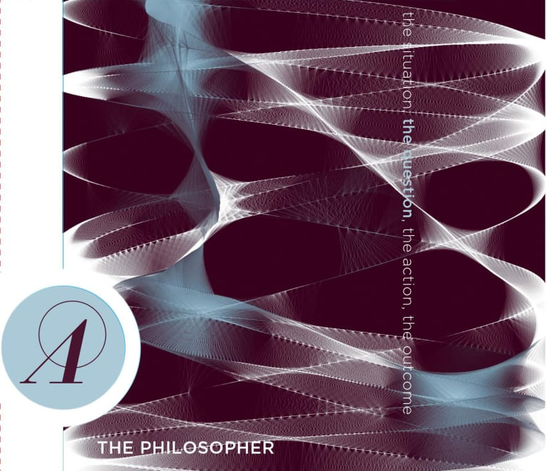 Anarchist Wine Co. The Philosopher 2017  Front Label