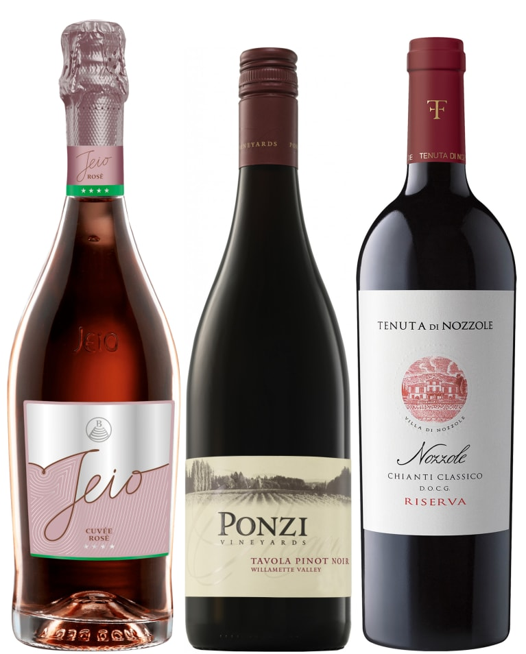 wine.com Food & Wine Classic at Home: Perfect Pizza Wines Trio  Gift Product Image