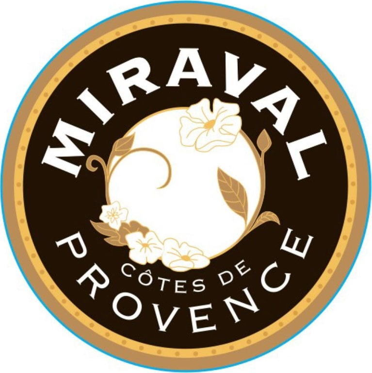 Miraval Rose 2018 Front Label