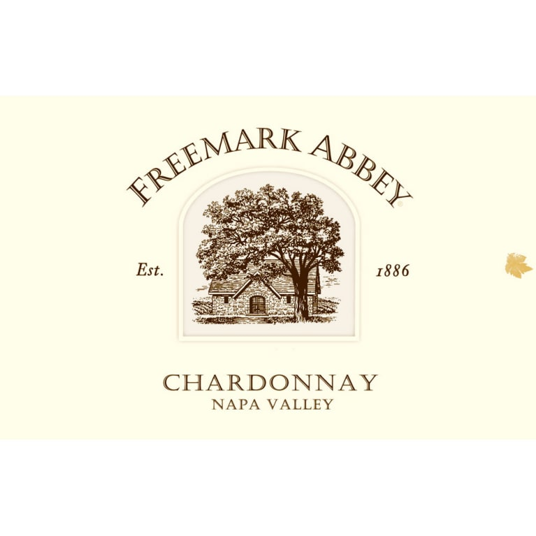 Freemark Abbey Chardonnay 2017  Front Label