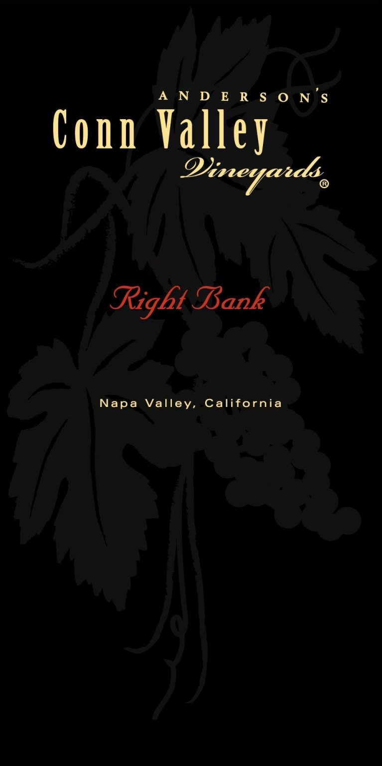 Anderson's Conn Valley Vineyards Right Bank Proprietary Red Blend 2017  Front Label