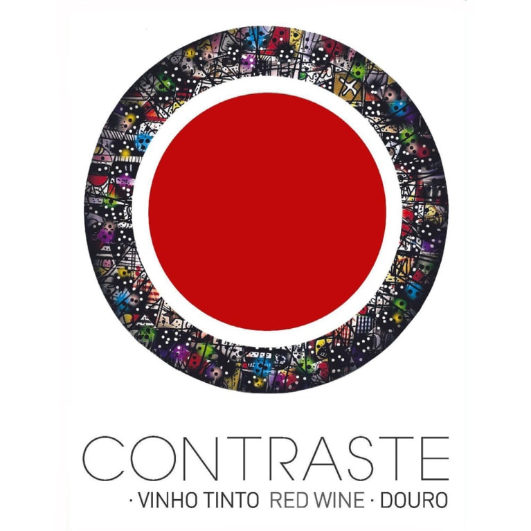 Conceito Contraste Tinto 2016  Front Label