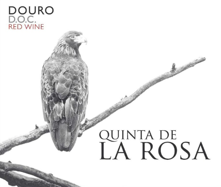 Quinta de la Rosa Estate Red 2016 Front Label