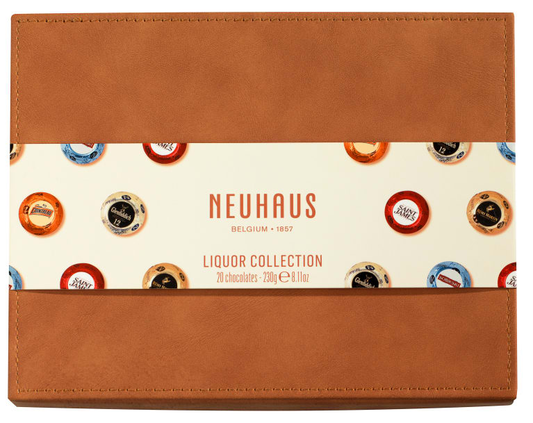 wine.com Neuhaus Liquor Chocolates, 20pc  Gift Product Image