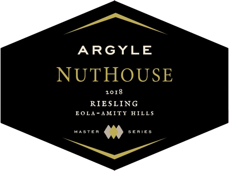 Argyle Nuthouse Riesling 2018 Front Label