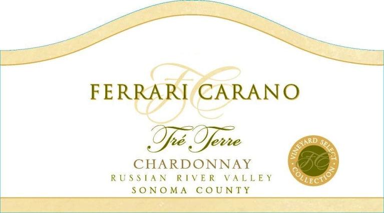 Ferrari Carano Tre Terre Chardonnay 2016 Wine Com