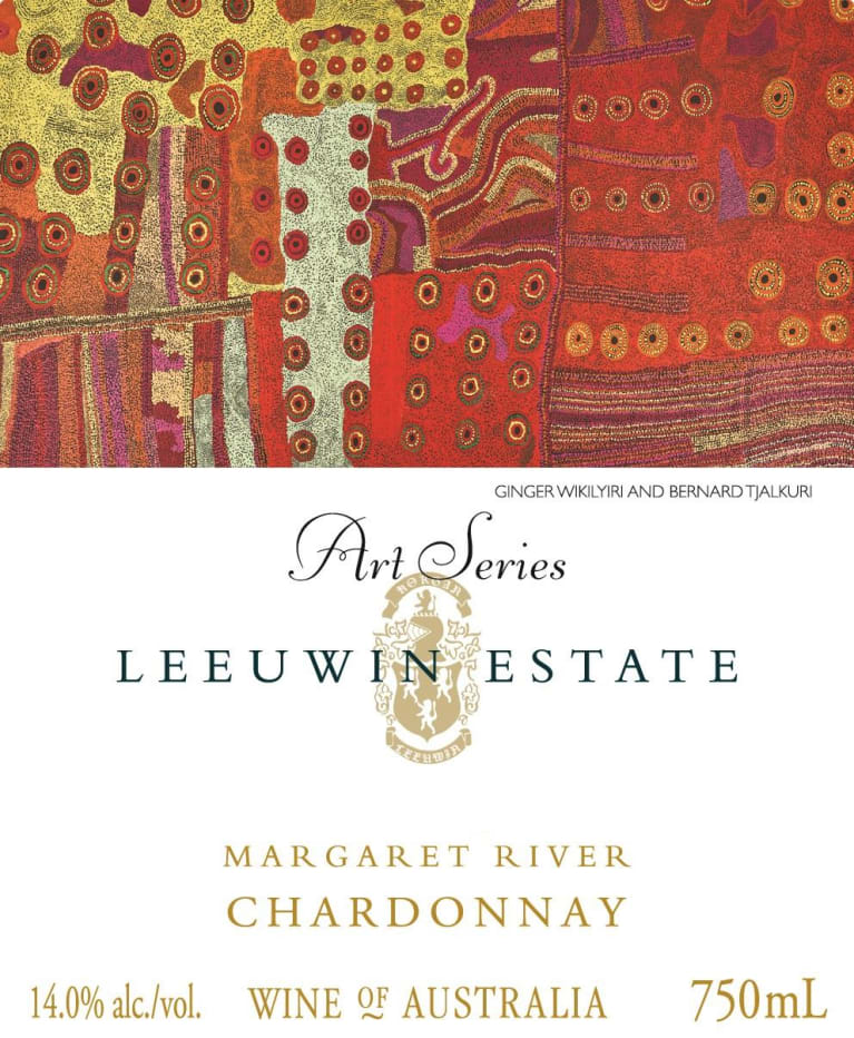 Leeuwin Estate Art Series Chardonnay 2016  Front Label