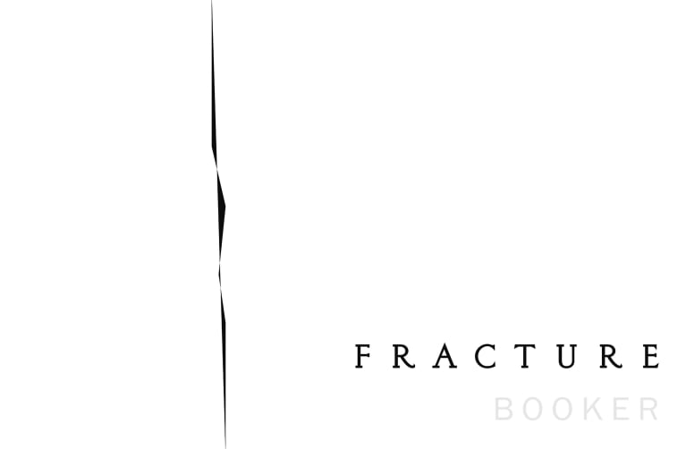 Booker Vineyard Fracture Syrah 2017 Front Label