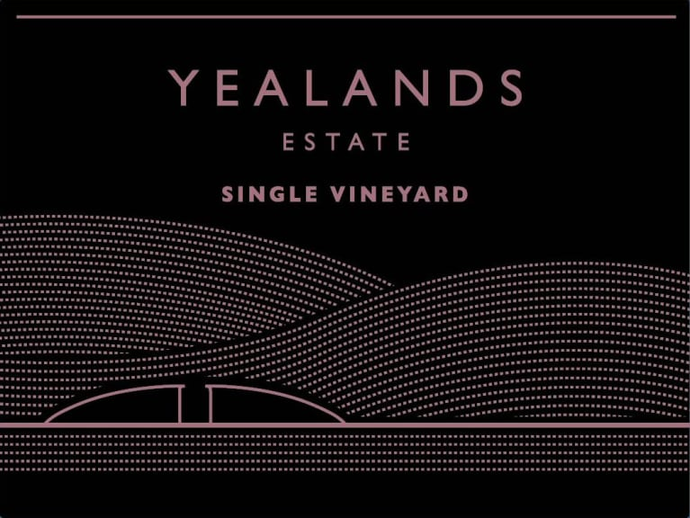Yealands Estate Single Vineyard Pinot Noir 2016  Front Label