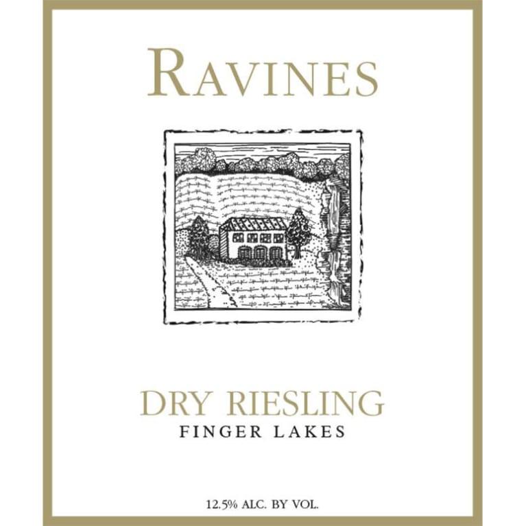 Ravines Dry Riesling 2016
