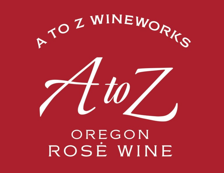 A to Z Rose 2018 Front Label