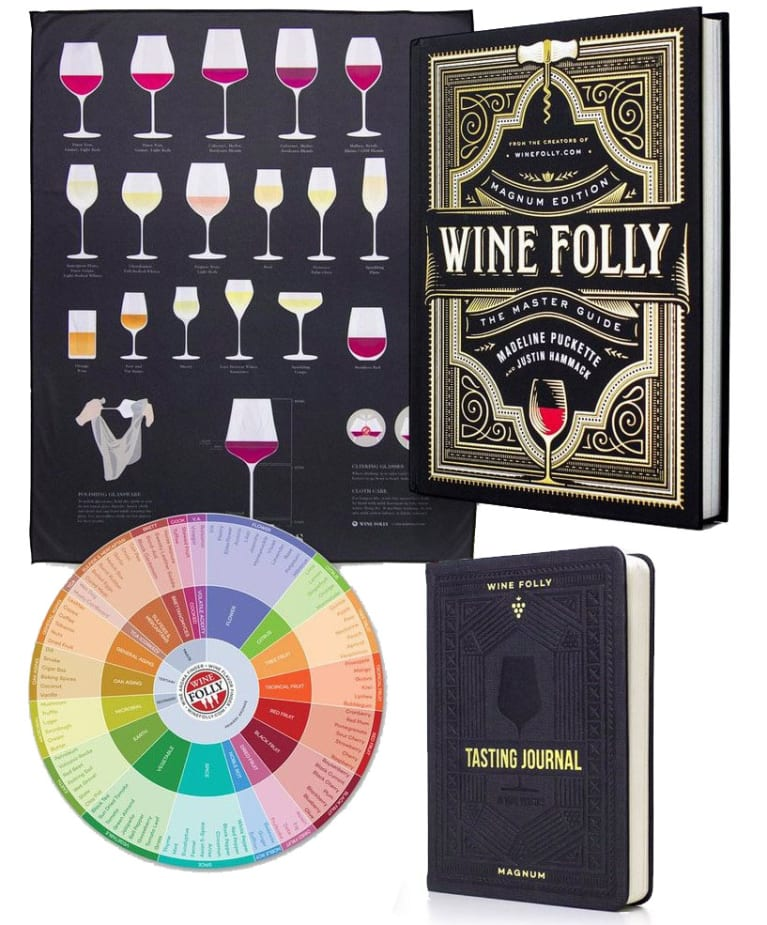 Wine Folly Sommelier Essentials Bundle   Gift Product Image