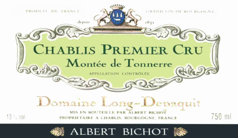Albert Bichot Chablis Price & Reviews | Drizly | 447x767
