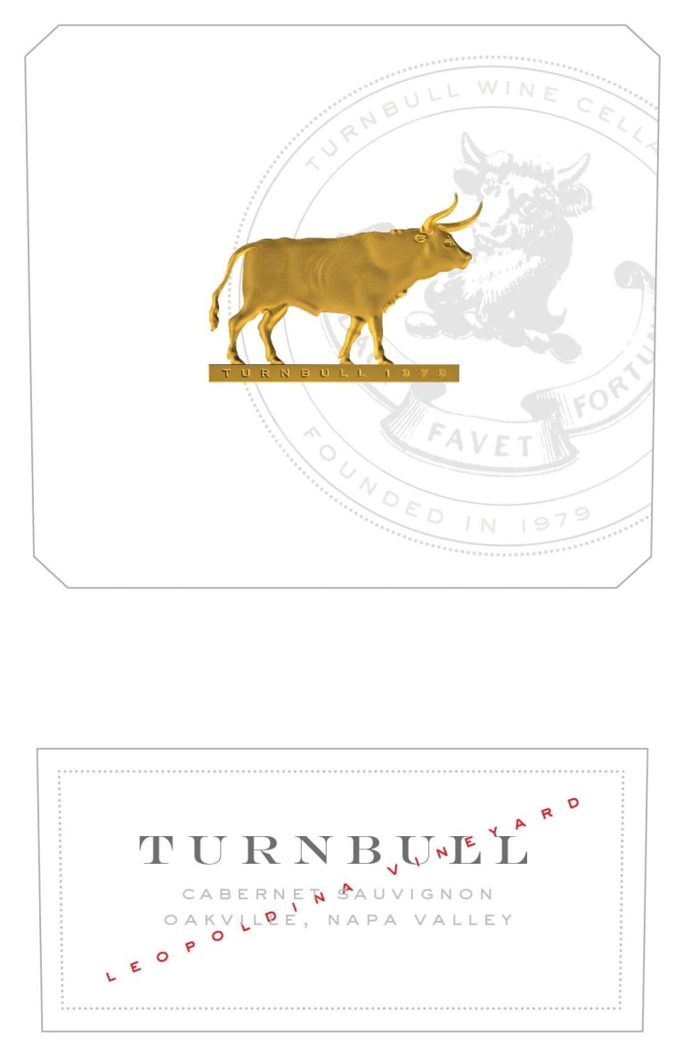 Turnbull Leopoldina Vineyard Cabernet Sauvignon 2017  Front Label