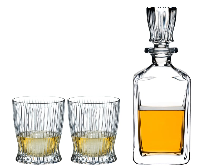 Riedel Fire Whiskey Decanter Set  Gift Product Image