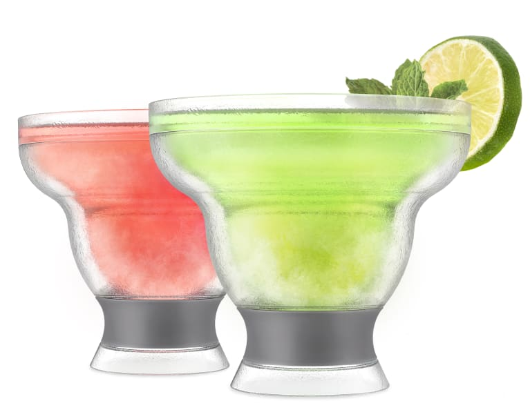 wine.com Margarita Freeze Cooling Cups (Set of 2)  Gift Product Image