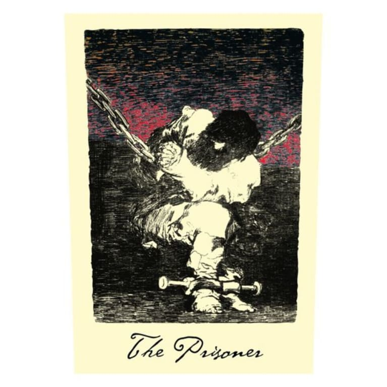 The Prisoner Wine Company The Prisoner 2018  Front Label