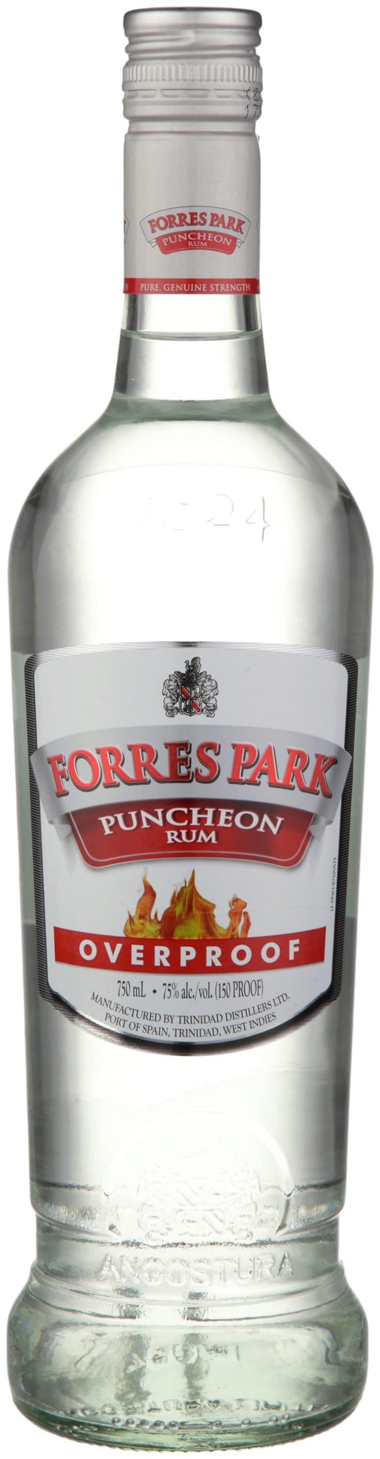 Forres Park Puncheon Rum Wine Com