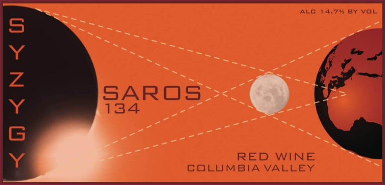 Syzygy Saros 2009 Front Label