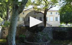 Chateau D'Aqueria Winery Video