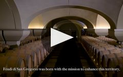 Feudi di San Gregorio Winery Video