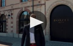 Champagne Boizel Winery Video