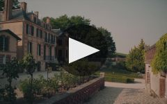 Champagne Taittinger Winery Video