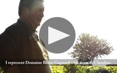 Domaine Blain-Gagnard Winery Video