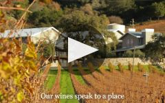 Shafer Vineyards Winery Video